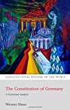 Constitution of Germany: A Contextual Analysis