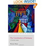 The Constitution of Germany: A Contextual Analysis (Constitutional Systems of the World)