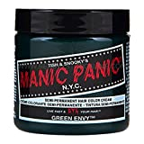 Manic Panic Classic Semi-Permanent Hair Dye 118ml (Green Envy)