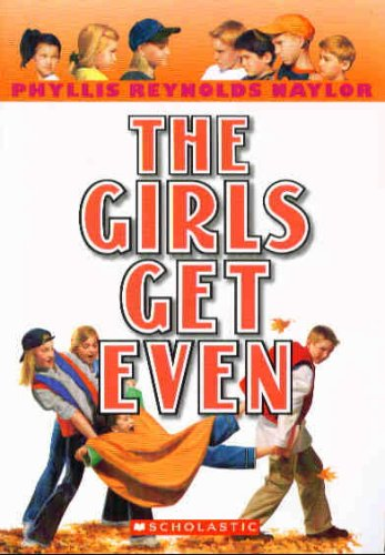 Girls Get Even, PHYLLIS REYNOLDS NAYLOR