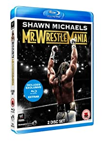 WWE: Shawn Michaels - Mr Wrestlemania [Blu-ray]