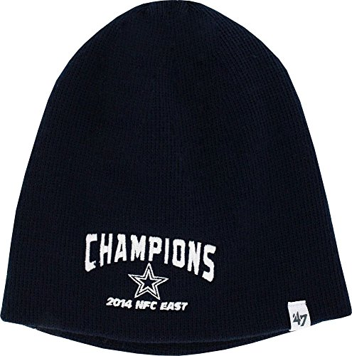 Dallas Cowboys 2014 Division Champs Navy Knit Beanie (Cowboys Nfc East Champions Shirt compare prices)