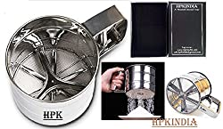 hpk branded Rotator Sieves Sifter Shaker Kitchen Tool