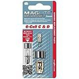 Maglite Mag-Num Star Flashlight Bulb Xenon Carded