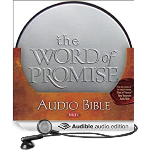 The word of promise complete audio bible nkjv unabridged audible