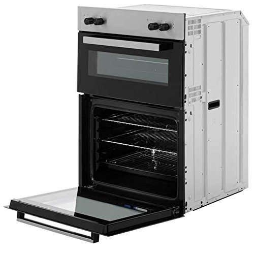 Beko BRDF21000X Built In Double Oven - Stainless Steel. It Will Perfeclty Look Great Built Into Your Kitchen