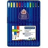 Staedtler 158SB12  Pack de 12 Crayons de coloriage