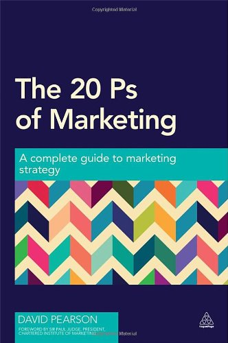 The 20 Ps Of Marketing: A Complete Guide To Marketing Strategy front-291165