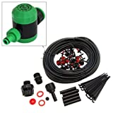 23 Metre Micro Irrigation Plant Watering System with 2 Hour Water Timer