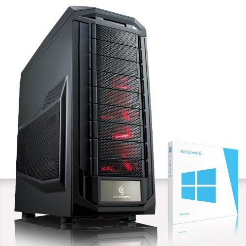 VIBOX Gravity 10 - Extreme, Performance, Gaming PC, Multimedia, Ultimate Spec, Desktop PC, USB3.0 Computer, with 64Bit Windows 8.1 (Fast 4.0GHz AMD, FX 8350 New Eight 8-Core Piledriver, Amazing 2GB nVidia Geforce GTX 780 Graphics Card, High Grade 600W PSU