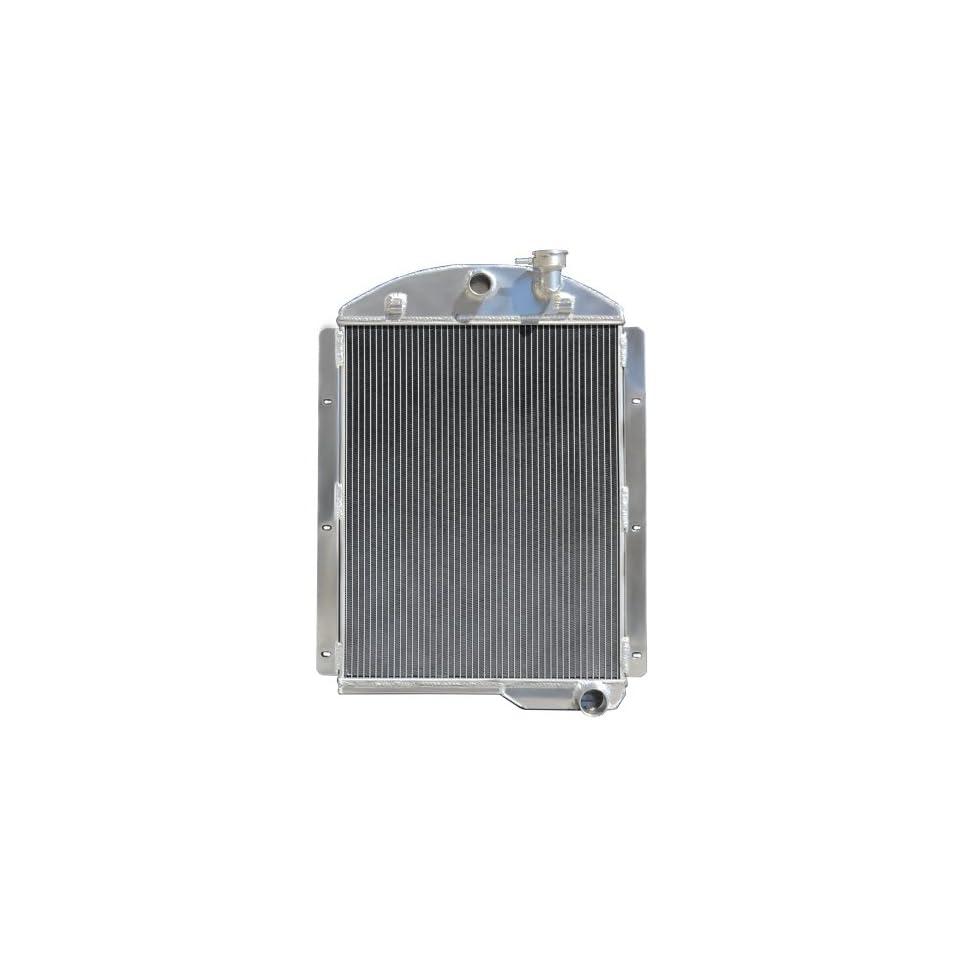 Champion Cooling, Chevrolet Truck Models 3 Row All Aluminum Radiator, CC4146CH