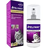 Feliway Pheromone Natural Relaxant Calming Spray for Cats - 60 ml (Packaging May Vary)
