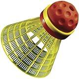 Speedminton® Speedertube MATCH, gelb/rot