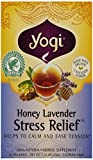 Yogi Honey Lavender Stress Relief Tea, 16 Tea Bags