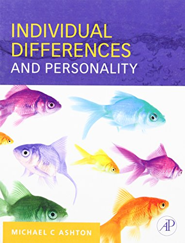 Individual Differences and Personality