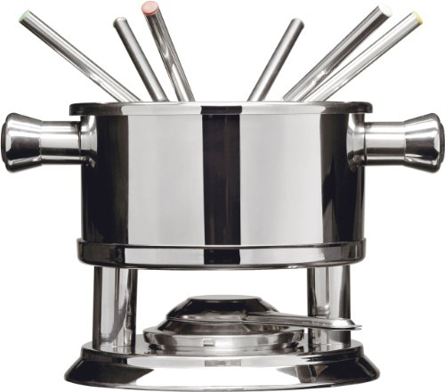 Sagaform 5015097 Stainless Steel Fondue Set