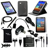 DigitalsOnDemand 15-Item Accessory Bundle for Samsung Galaxy Tab 2 (7-Inch, Wi-Fi)