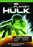 Planet Hulk: Special Edition [2-Disc DVD + Digital Copy]