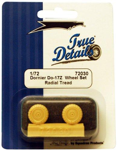 True Details TD72030 Dornier Do 17Z Wheel Set