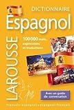 echange, troc Collectif - Dictionnaire Larousse Mini Espagnol