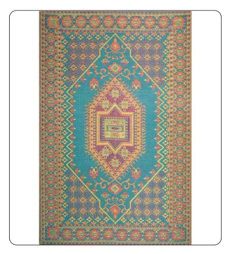 Black friday outdoor area rug or kitchen mat 6 x 9 turkish for Outdoor rugs on sale discount
