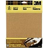 3M Garnet Sandpaper, Medium-Grit, 9-Inch by 11-Inch, 5-Sheet