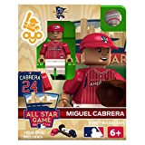 Miguel Cabrera American League First Baseman #24 All-Star Game OYO Minifigure