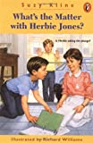 What's the Matter with Herbie Jones? (0140323244) by Kline, Suzy