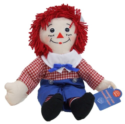 """Raggedy Andy 17"""""""