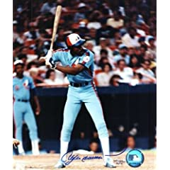 Autographed Hand Signed Andre Dawson Montreal Expos 8x10 8x10 Photo