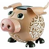 Gardman Pig Metal Decorative Animal Light