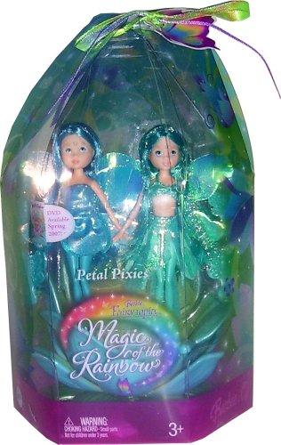 Barbie Fairytopia Magic of the Rainbow Petal Pixies - Buy Barbie Fairytopia Magic of the Rainbow Petal Pixies - Purchase Barbie Fairytopia Magic of the Rainbow Petal Pixies (Barbie, Toys & Games,Categories,Dolls,Playsets,Fashion Doll Playsets)