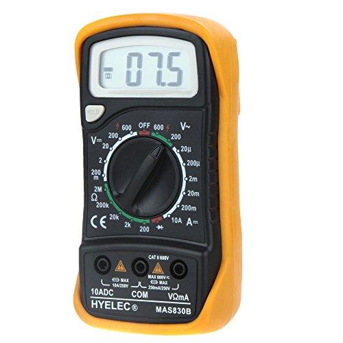 Kkmoon Hyelec Mas830B Multifunction Mini Digital Multimeter
