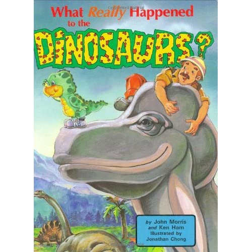 What-Really-Happened-to-the-Dinosaurs-DJ-and-Tracker-John-John-D-Morris-Ken