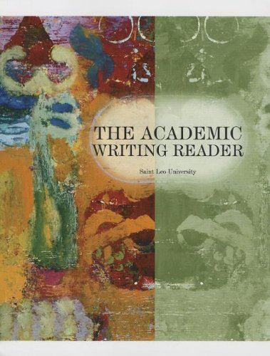 The Academic Writing Reader PDF