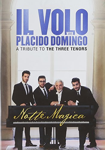 Notte Magica: Tribute to Three Tenors [DVD] [Import]