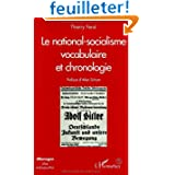 National-socialisme vocabulaire et chronologie