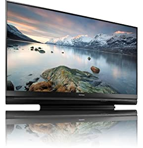 Mitsubishi WD-73640 73-Inch 1080p Projection TV (2011 Model)