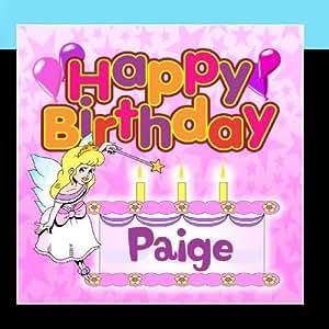 The Birthday Bunch - Happy Birthday Paige - Amazon.com Music