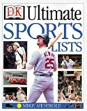 img - for Ultimate Book of Sports Lists 1999 by DK Publishing (1999-03-15) book / textbook / text book