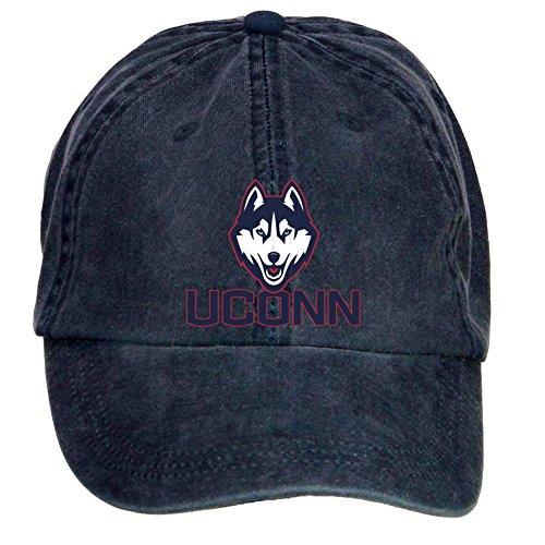 connecticut huskies adjustable hat connecticut adjustable