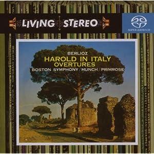 Berlioz: Harold in Italy; Overtures [Hybrid SACD]