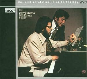 Tony Bennett Bill Evans Album