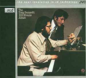 Tony Bennett Bill Evans Album