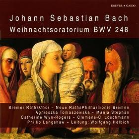 Christmas Oratorio, BWV 248: Part I: Es begab sich aber zu der Zeit (Evangelist)