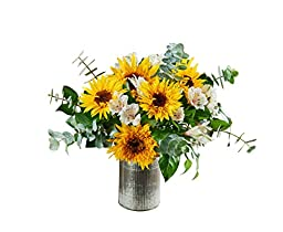 Victory Garden Sunflowers Bouquet