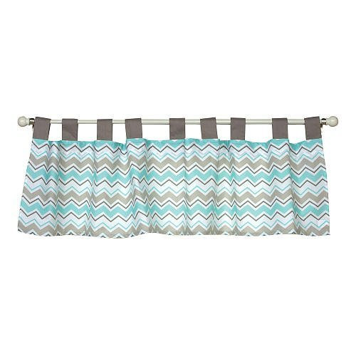 Trend Lab Seashore Waves Window Valance