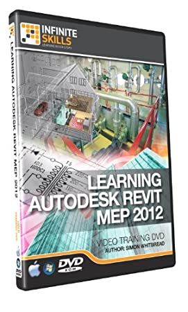 Learning Revit MEP 2013 - Training DVD - Tutorial Video