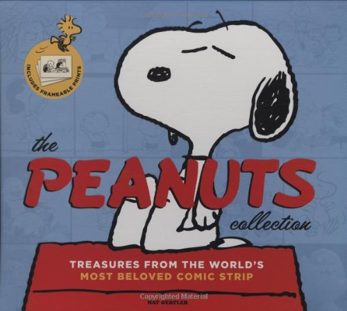 The Peanuts Collection: Treasures from the World's Most Beloved Comic Strip, Nat Gertler
