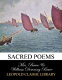 img - for Sacred poems book / textbook / text book